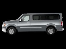 Nissan NV 3500 Passenger 2015