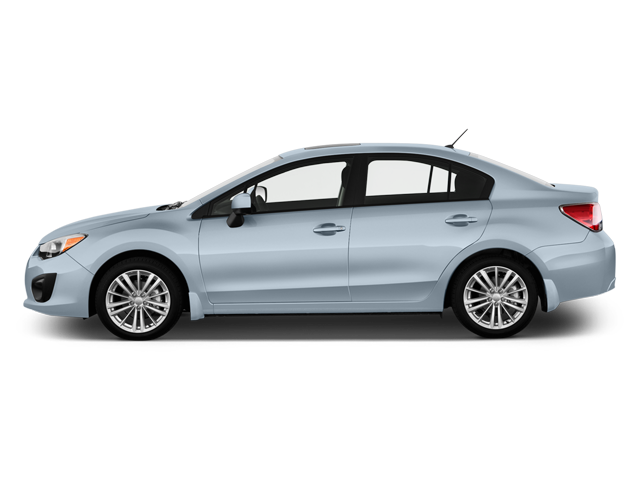 2015 Subaru Impreza 4-door