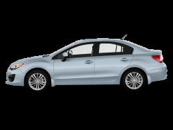 Subaru Impreza 4-door 2015