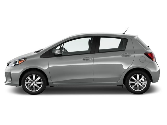 Toyota Yaris Hatchback 2015