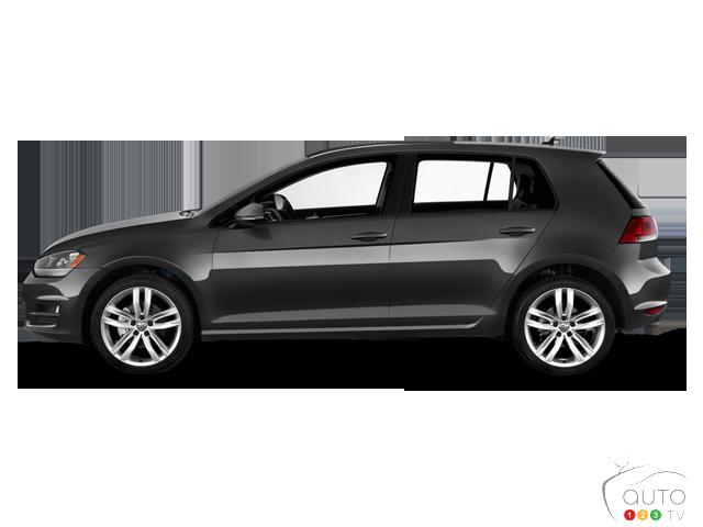 2015 Volkswagen Golf 5-Door