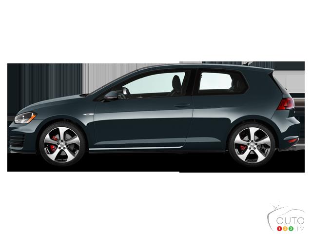 2015 Volkswagen GTI 3-Door