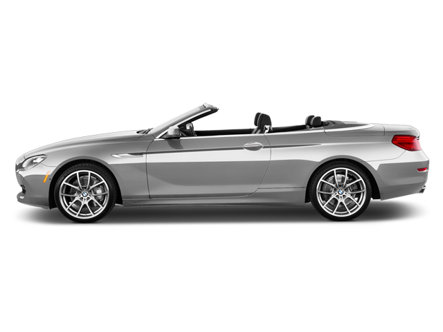2016 BMW 6 Series Cabriolet
