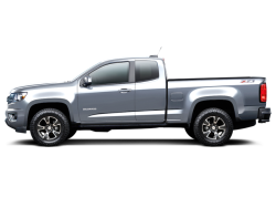 Chevrolet Colorado Extended Cab 2016