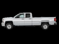 Chevrolet Silverado 1500 4WD Double Cab Standard Box 2016