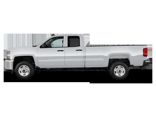 2016 Chevrolet Silverado 1500 4WD Double Cab Standard Box