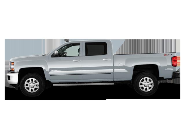 2016 Chevrolet Silverado 1500 2WD Crew Cab standard box