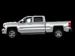Chevrolet Silverado 2500HD 4WD Crew Cab Long Box 2016