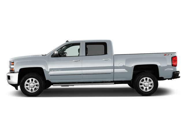2016 Chevrolet Silverado 2500HD 2WD Double cab standard box