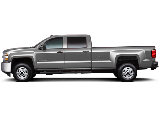 2016 Chevrolet Silverado 3500HD 4WD Crew Cab Long Box