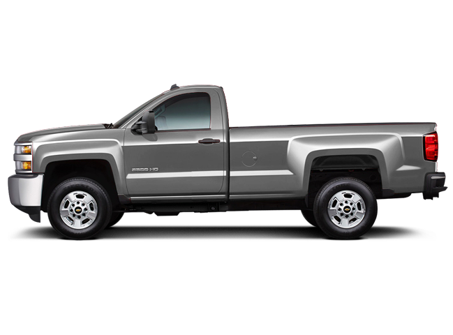 2016 Chevrolet Silverado 3500HD 4WD Regular Cab Long Box