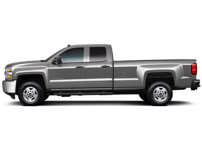 2016 Chevrolet Silverado 3500HD 4WD Double Cab Long Box