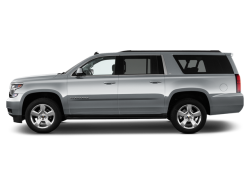 Chevrolet Suburban 1500 2016