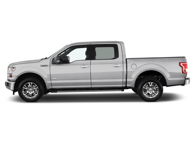 2016 Ford F-150 4x2 Super Crew Short Bed