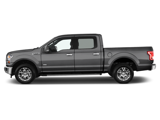 2016 Ford F-150 4x4 Super Crew Short Bed