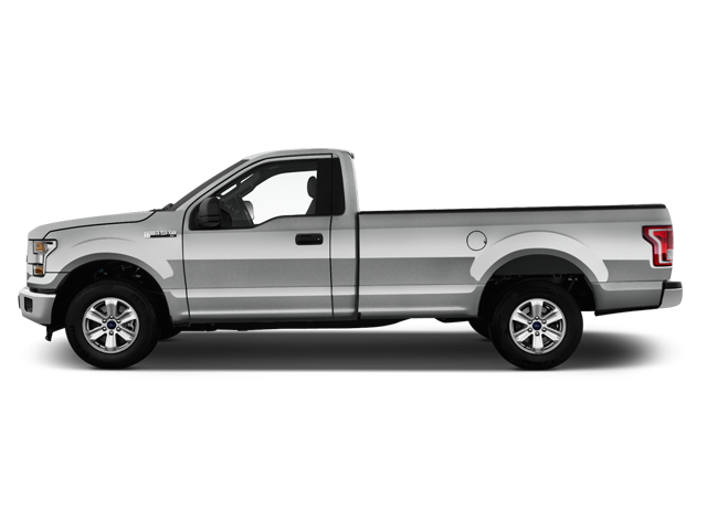 2016 Ford F-150 4x4 Regular Cab Long Bed
