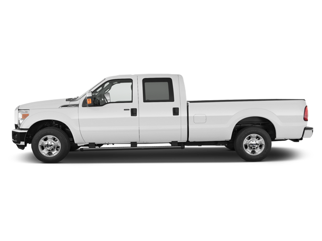2016 Ford F-250 Super Duty 4x2 Crew Cab Short Bed