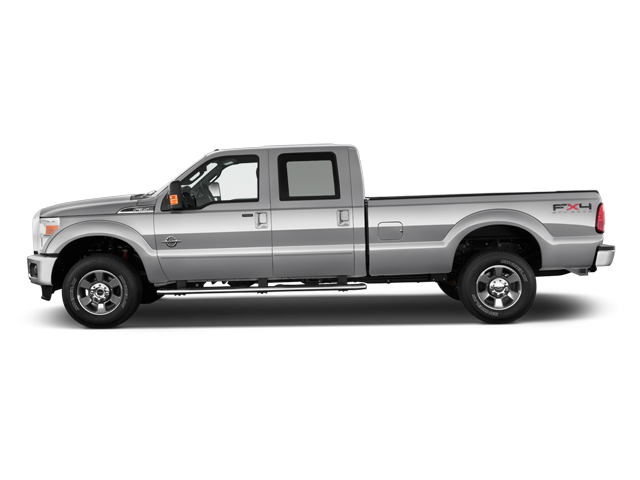 Ford F-350 Super Duty 4x2 Cabine Multiplace Caisse Courte 2016