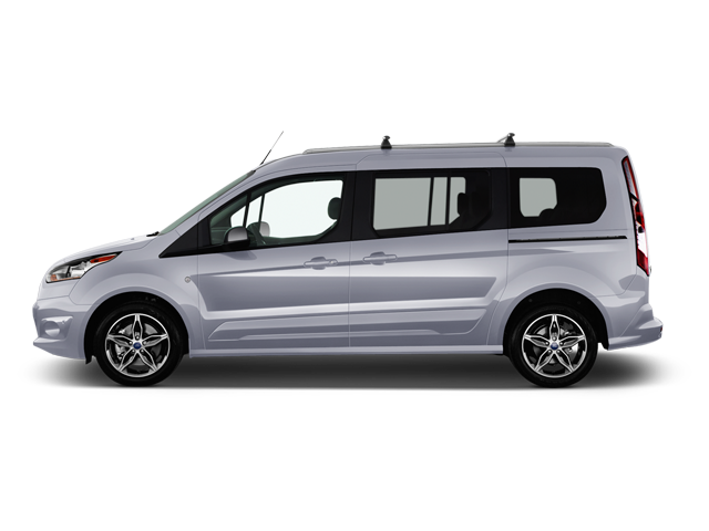 Manufacturer promotion: 2016 Ford Transit Connect