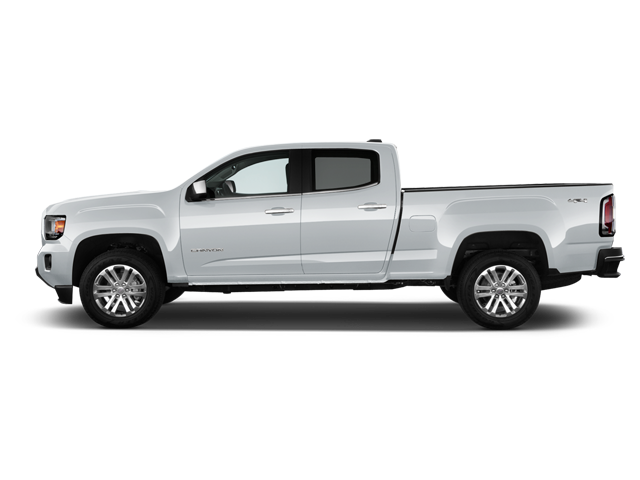2016 GMC Canyon Crew cab standard bed