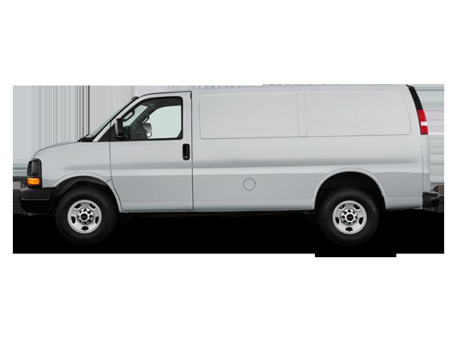 2016 GMC Savana Cargo 2500