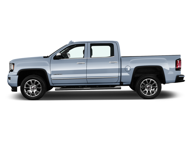 2016 GMC Sierra 1500 4WD Crew Cab standard box