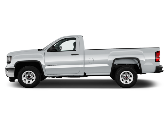 2016 GMC Sierra 1500 4WD Regular Cab standard box