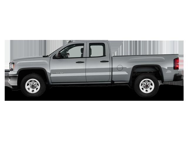 2016 GMC Sierra 1500 4WD Double Cab standard box