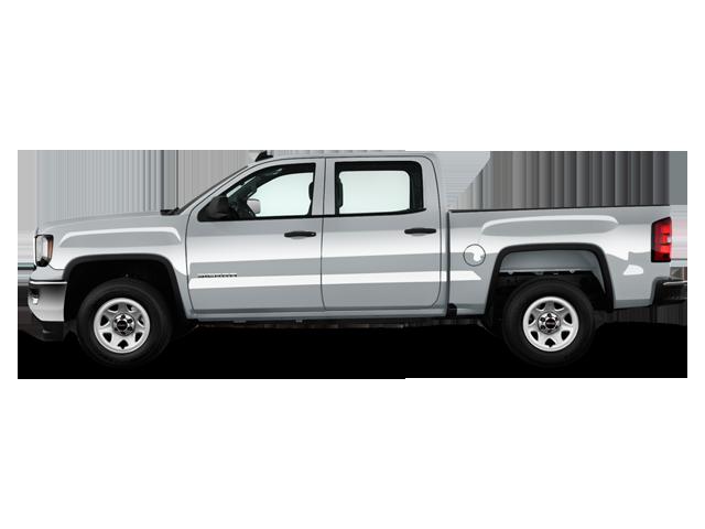 2016 GMC Sierra 1500 2WD Crew Cab short box
