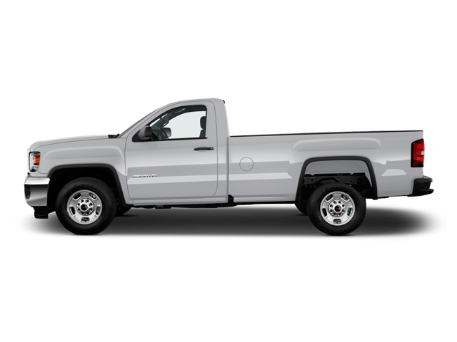 2016 GMC Sierra 2500HD 4WD Regular Cab long box