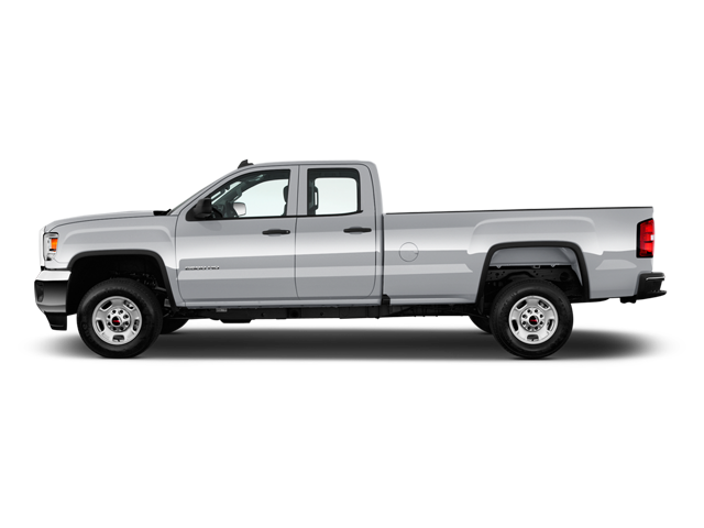 2016 GMC Sierra 2500HD 4WD Double Cab standard box