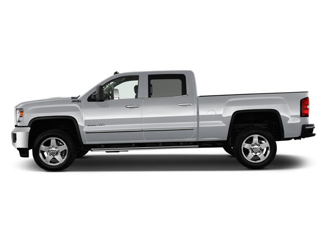 2016 GMC Sierra 2500HD 4WD Crew Cab long box