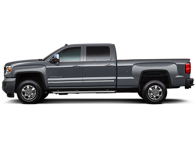 2016 GMC Sierra 3500HD 4WD Crew Cab long box