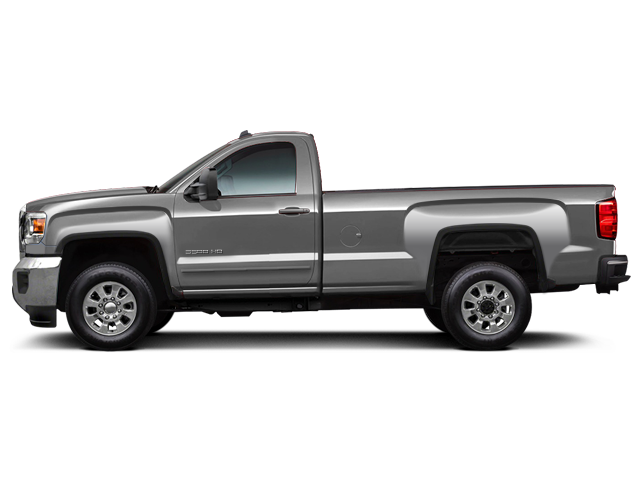 2016 GMC Sierra 3500HD 4WD Regular Cab long box DRW