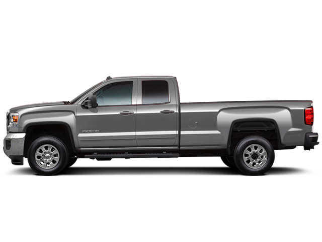 2016 GMC Sierra 3500HD 2WD Double Cab long box