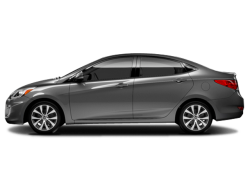 Hyundai Accent Sedan 2016