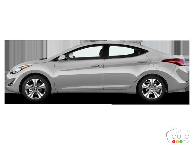 Hyundai Elantra Gls >> Hyundai Elantra 2016 | Fiche technique | Auto123