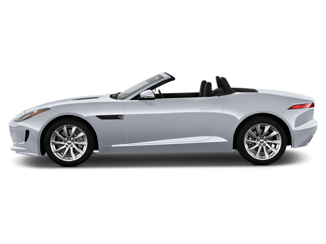 Jaguar F-TYPE Convertible 2016