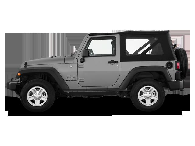 Promotion du manufacturier: Jeep Wrangler Sport 4x4 2016