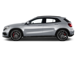 Mercedes GLA-Class 2016