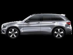 Mercedes GLC-Class 2016