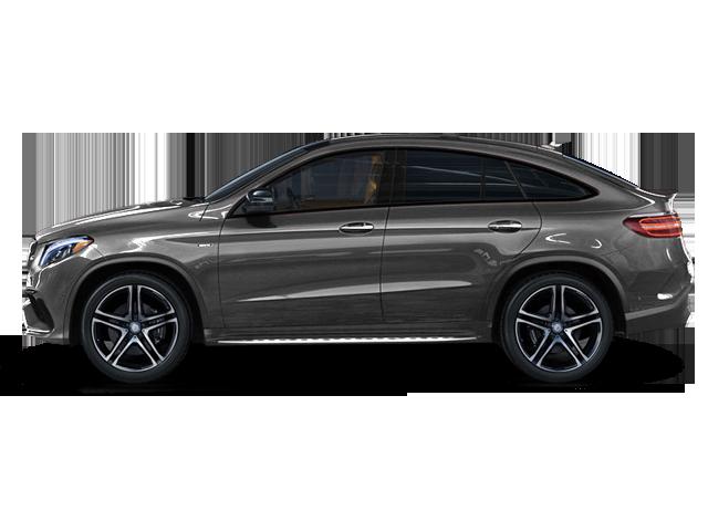 2016 Mercedes-Benz GLE-Class Coupé
