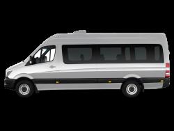 Mercedes Sprinter 2500 Passenger Van 2016