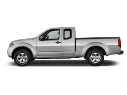 Nissan Frontier 4WD King Cab 2016