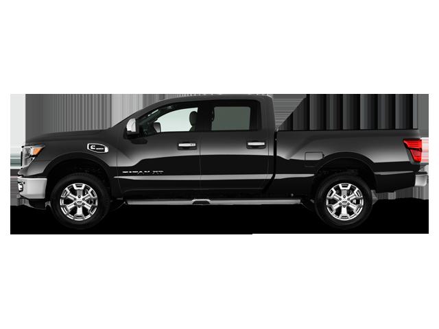 2016 Nissan Titan XD 4x4 Crew Cab