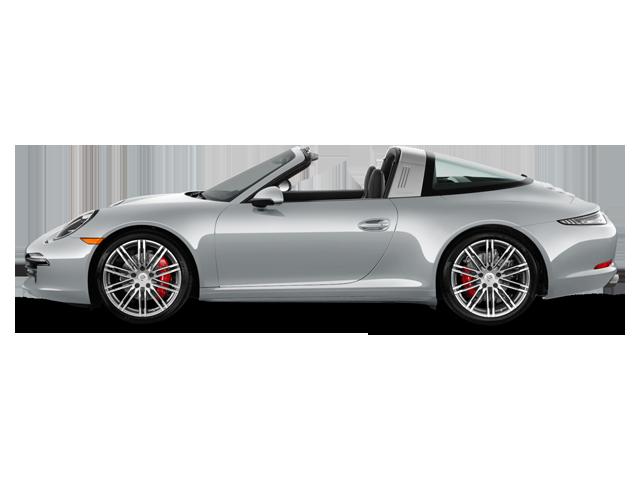 Porsche 911 Targa 2016