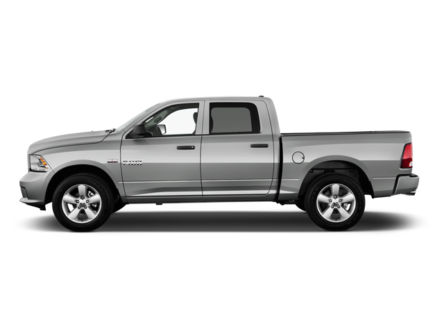 2016 Ram 1500 4x2 Crew Cab short bed