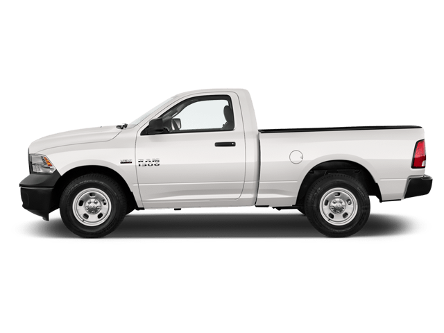 2016 Ram 1500 4x4 Regular Cab long bed