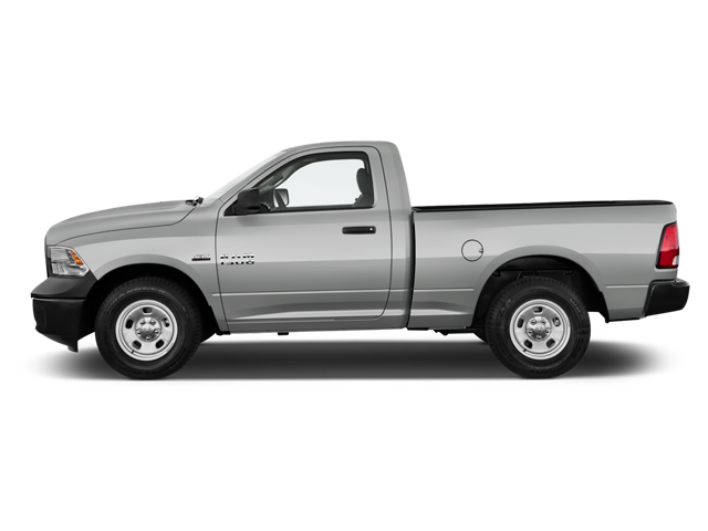 2016 Ram 1500 4x4 Regular Cab short bed