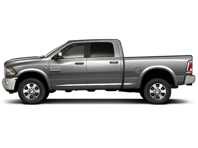 2016 Ram 2500 4x4 Crew Cab short bed